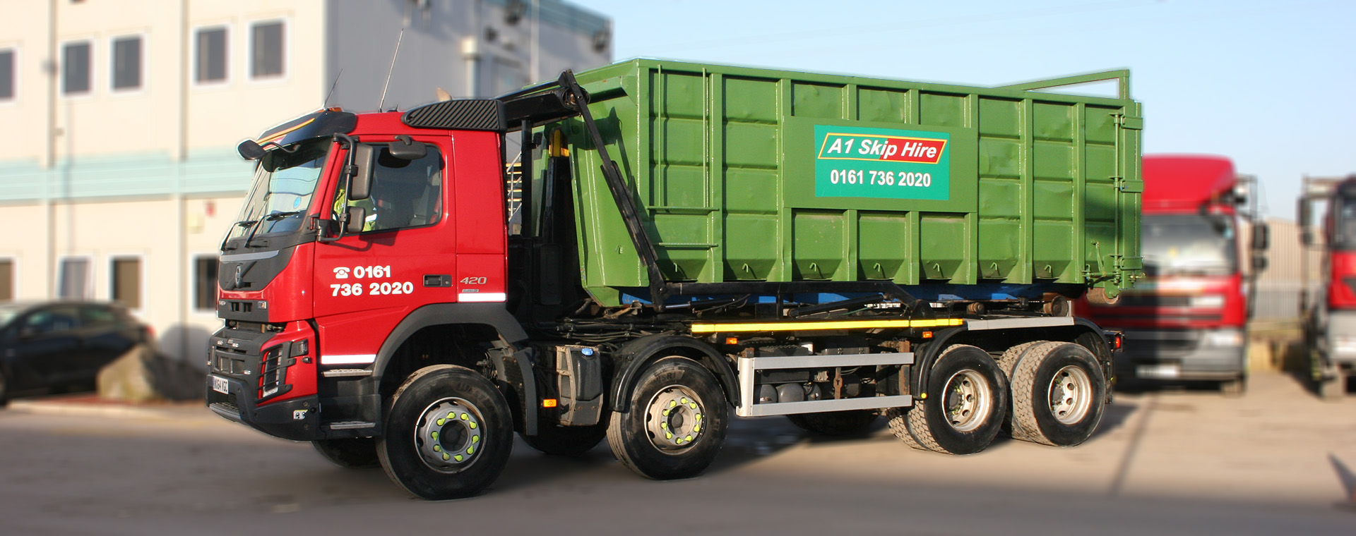 Commercial Skip Hire Manchester